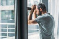 Depressed Man CBD Saving Grace
